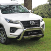 Toyota Fortuner 2016 Nudge Bar Stainless