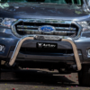 Ford Ranger T6 Facelift PDC Nudge Bar Stainless