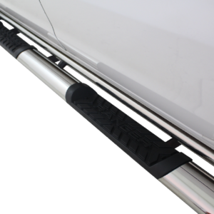 Ford Ranger T6 Side Steps Double Cab Stainless