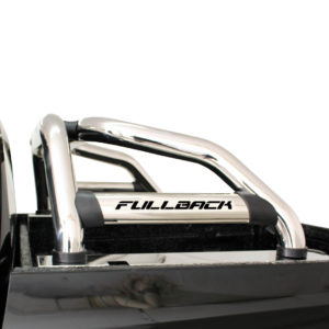 FIAT Fullback Sports Bar Stainless Double cab