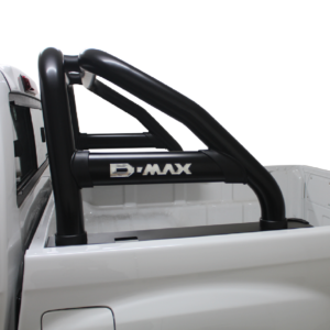 Isuzu DMAX Sports Bar Double Cab and Extended Cab Black