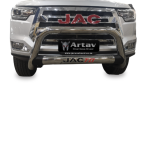 JAC T8 Nudge Bar Stainless