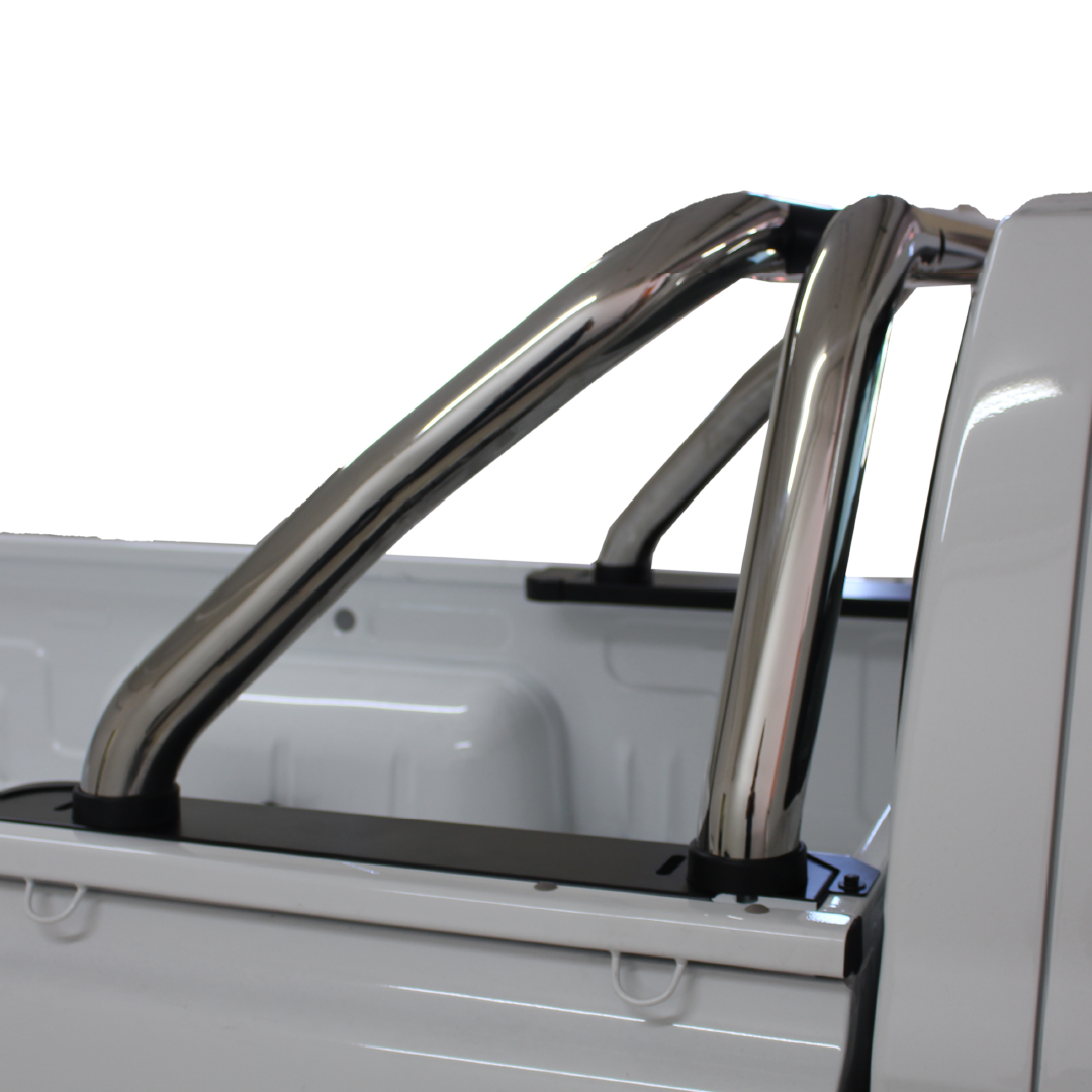 Nissan NP300 Sports Bar Stainless (Fits all Models)