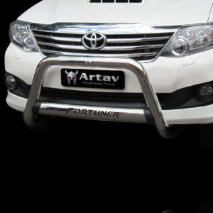 Toyota Fortuner 2006 Nudge Bar Stainless