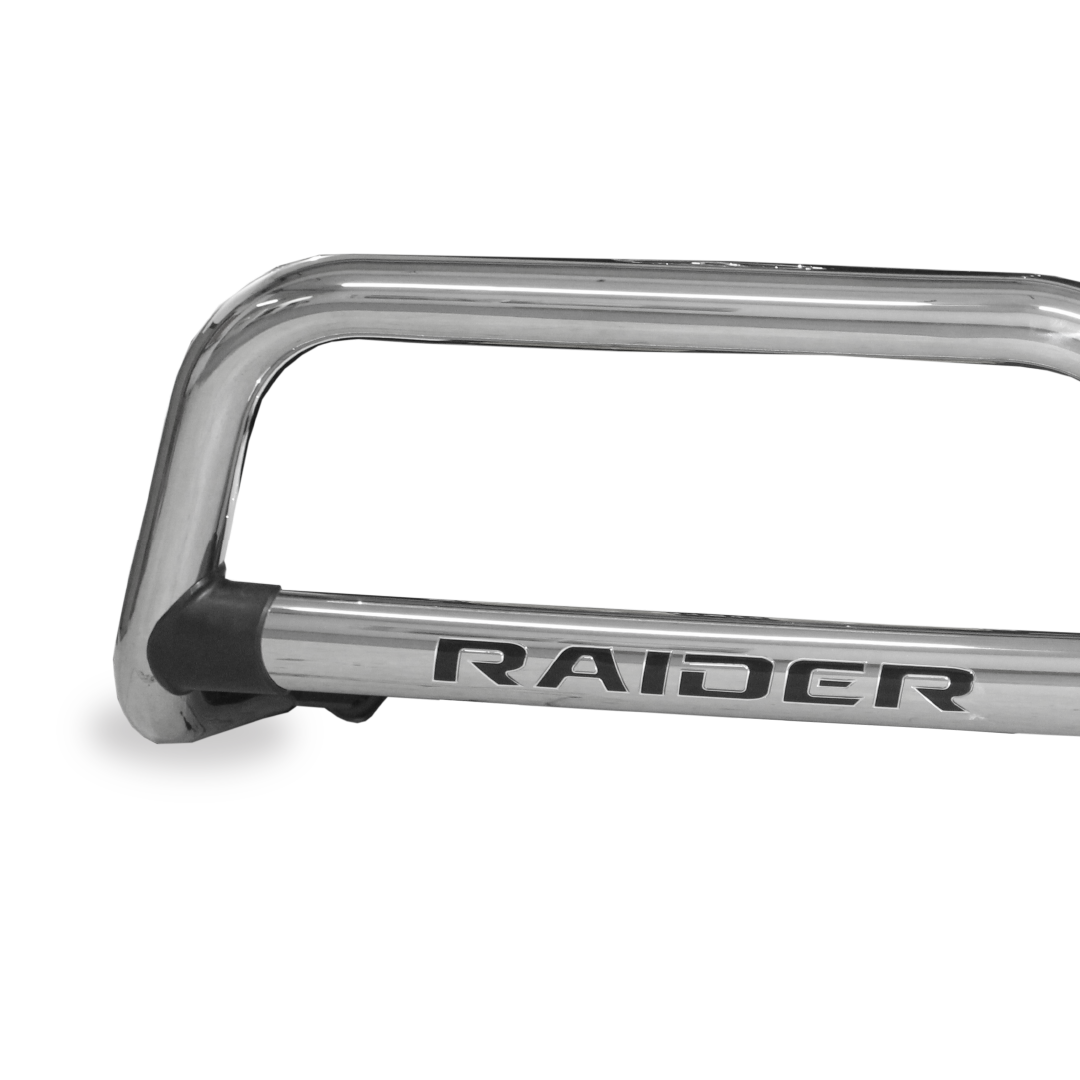Toyota Hilux Nudge Bar Stainless