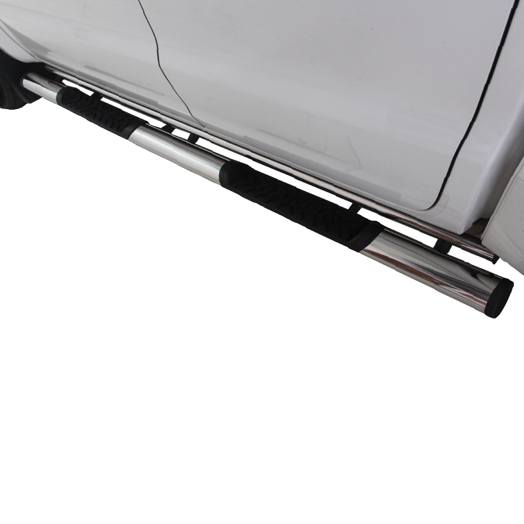 Toyota Hilux Side Steps Double Cab Stainless