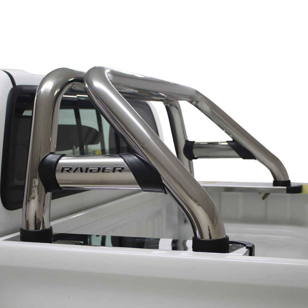 Toyota Hilux Sports Bar Double Cab & Extended Cab Stainless