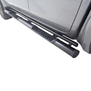 VW Amarok Side Steps Double Cab Black