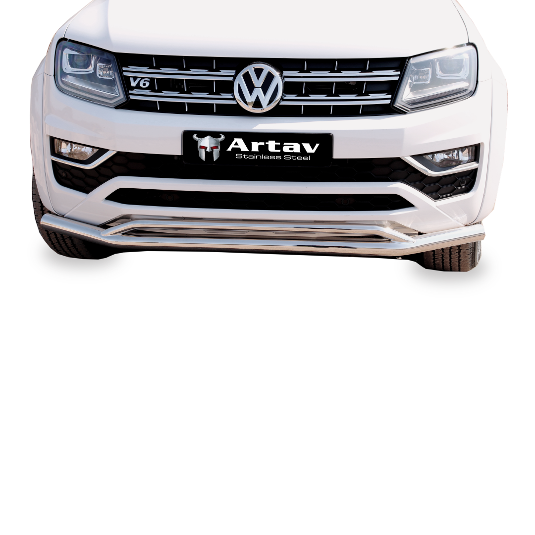 VW Amarok Front Styling Bar Stainless