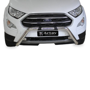 Ford EcoSport Facelift Nudge Bar Stainless